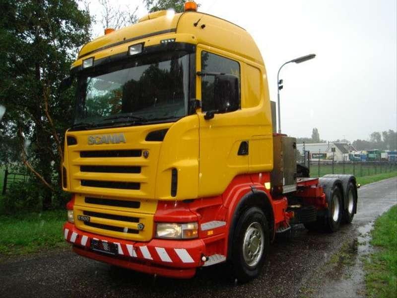 Scania - R 500/ 6X4/MANUAL/ZWAARTRANSPORT 1