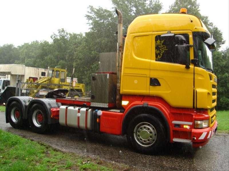 Scania - R 500/ 6X4/MANUAL/ZWAARTRANSPORT 4