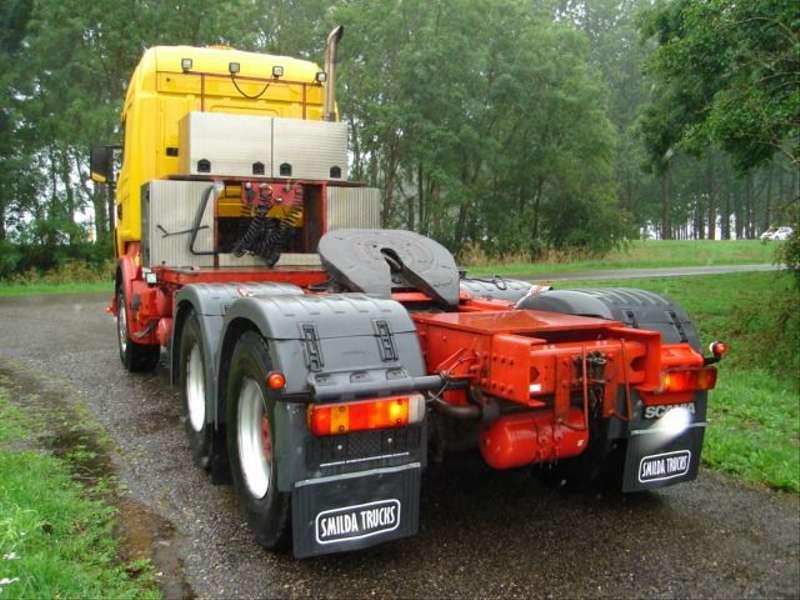Scania - R 500/ 6X4/MANUAL/ZWAARTRANSPORT 2
