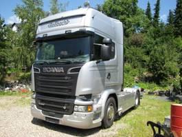 standaard trekker Scania R520 Topline Hydro / Leasing 2015