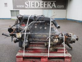 Motor vrachtwagen onderdeel MAN D 0826 GF Engine + Gearbox 1990