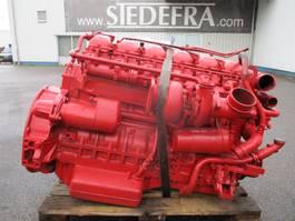 Motor vrachtwagen onderdeel MAN D 2866 , Defect Engine 1996