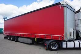 schuifzeil oplegger Schmitz Cargobull MEGA XL + GETRUNKE 2016