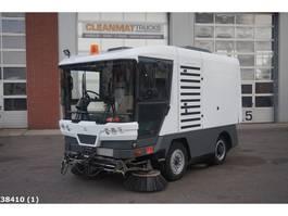 Veegmachine vrachtwagen Ravo 530 ST 2009