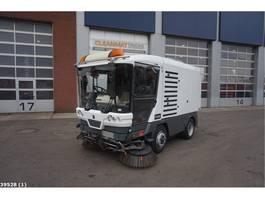 Veegmachine vrachtwagen Ravo 540 Euro 5 2012