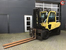vorkheftruck Hyster H5.5FT 2014 Integrale vorkenversteller en sideshift 2014