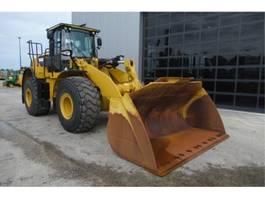 wiellader Caterpillar 966 K 2012