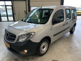 minivan - personenbus Mercedes Benz CITAN maxi 7 persoons airco 2016