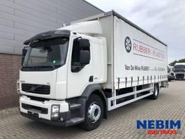 schuifzeil vrachtwagen Volvo FL290 Euro 5 - 491.412km 2012