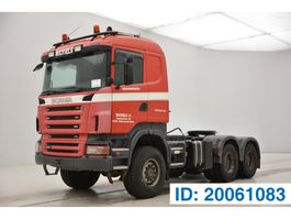 standaard trekker Scania R480 - 6x6 2009