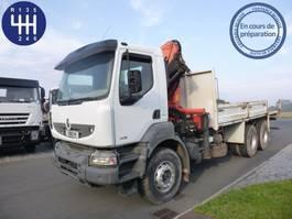 chassis cabine vrachtwagen Renault KERAX 380 DXI 2011