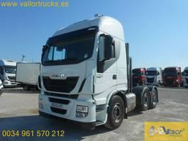 show vrachtwagen Iveco Stralis - AS440S56TX/P 2015