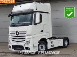 standaard trekker Mercedes Benz Actros 1845 LS 4X2 Retarder ACC Standklima Navi GigaSpace Euro 6 2015