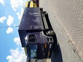 bakwagen vrachtwagen > 7.5 t Mercedes Benz 970.5 2001