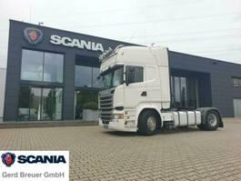 standaard trekker Scania R450 LA4X2MNA Topline Spoiler Retarder SCR only 2016