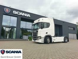 standaard trekker Scania R450 A4X2NA Highline Vollverspoilert SCR only 2019