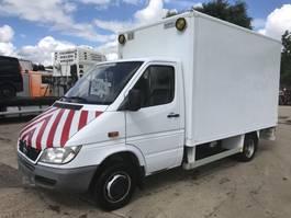 bakwagen bedrijfswagen < 7.5 t Mercedes-Benz Sprinter 411 **BOX-CAISSE-99.000KM** 2004