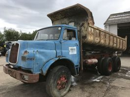 kipper vrachtwagen > 7.5 t MAN 26.230 6X6 **BENNE-TIPPER** 1979