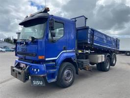 kipper vrachtwagen > 7.5 t Sisu E11M 6x2 2004