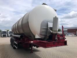 tankoplegger Lag LAG 32000 liter Kiep -tankoplegger met pomp\  Gulle \ tierfutter \ slib ... 1999