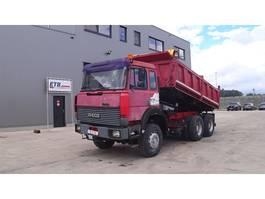kipper vrachtwagen > 7.5 t Iveco Turbostar 330 - 36 (BIG AXLE / STEEL SUSPENSION / 6 CYLINDER ENGINE WITH... 1993