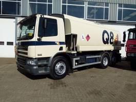 tankwagen vrachtwagen DAF CF 75.310 / FUEL TANKER 2003