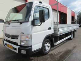 open laadbak bedrijfswagen FUSO CANTER 3C13 Automaat 2012