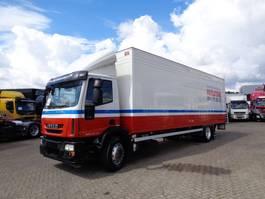 bakwagen vrachtwagen > 7.5 t Iveco EuroCargo 190EL30 + Dhollandia lift 2009