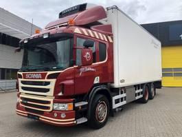 koelwagen vrachtwagen Scania P400 2013