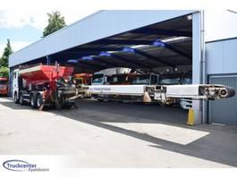 bandlosser vrachtwagen MAN TGA 32.460 8x4, Manuel, Big axle, Truckcenter Apeldoorn 2002