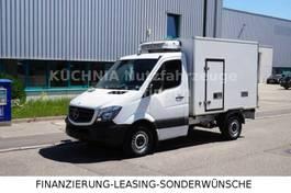 koelwagen bakwagen Mercedes Benz Sprinter 316 Tiefkühlkoffer TK V300 Klima Tempom 2014