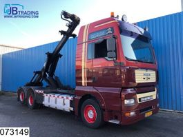 containersysteem vrachtwagen MAN TGA 28 430 XXL, 6x2,  Translift Container system, Airco, 10 Wheels, euro 4 2006