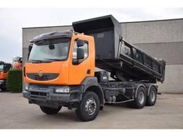 kipper vrachtwagen > 7.5 t Renault KERAX 450 DXI 6X4 TIPPER - KIPPER 2007