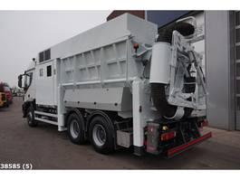 kolkenzuiger vrachtwagen Iveco Trakker AT260T450 6x4 Saugbagger 2013