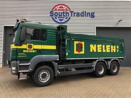 kipper vrachtwagen > 7.5 t MAN TGS 26.480 6X4 BL EURO 4 2009