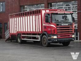 veewagen vrachtwagen Scania 94G-220 4x2 1 Stock Livestock, Full Steel suspension 1998