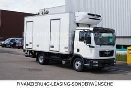 koelwagen bakwagen MAN TGL 8.180 BL Tiefkühl TK T-600R LBW Türen Klima 2012