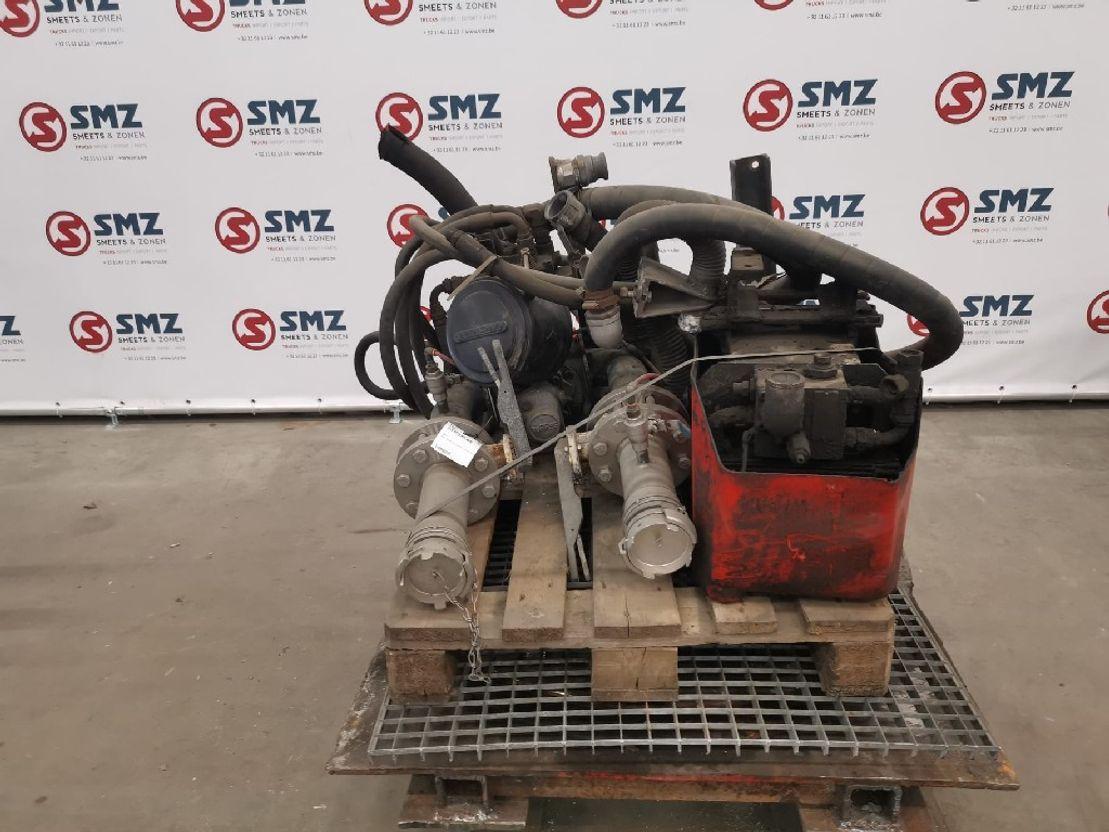Opbouw vrachtwagen onderdeel Diversen Occ Hydraulische waterpomp Brandweerwagen