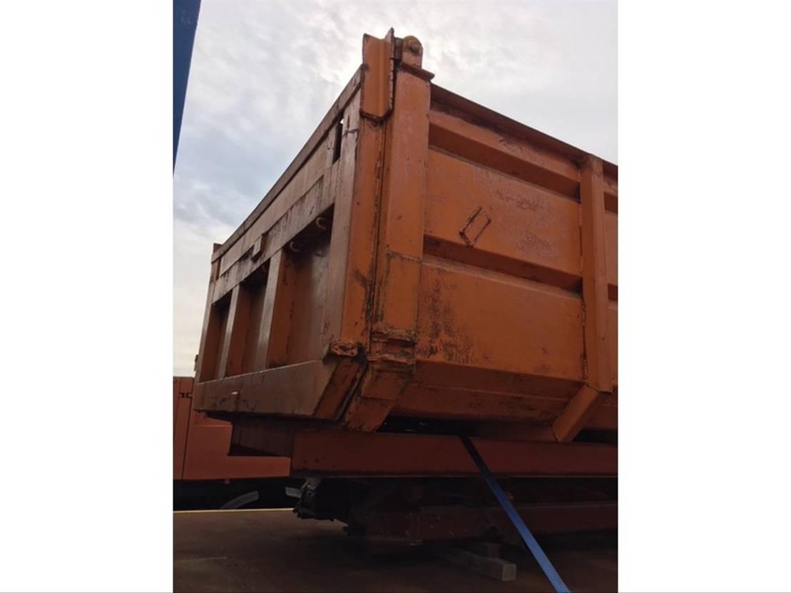 Kipperbak vrachtwagen onderdeel Diversen Occ kipper bak 10m3