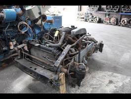 Motor vrachtwagen onderdeel Cummins 6BT5.9