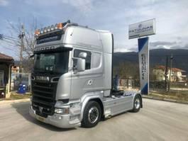 standaard trekker Scania R730 Topline 2xTanks / Leasing 2015