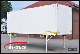 gesloten wissellaadbak Krone WB Koffer 7,45, Doppelstock, Code XL 2012