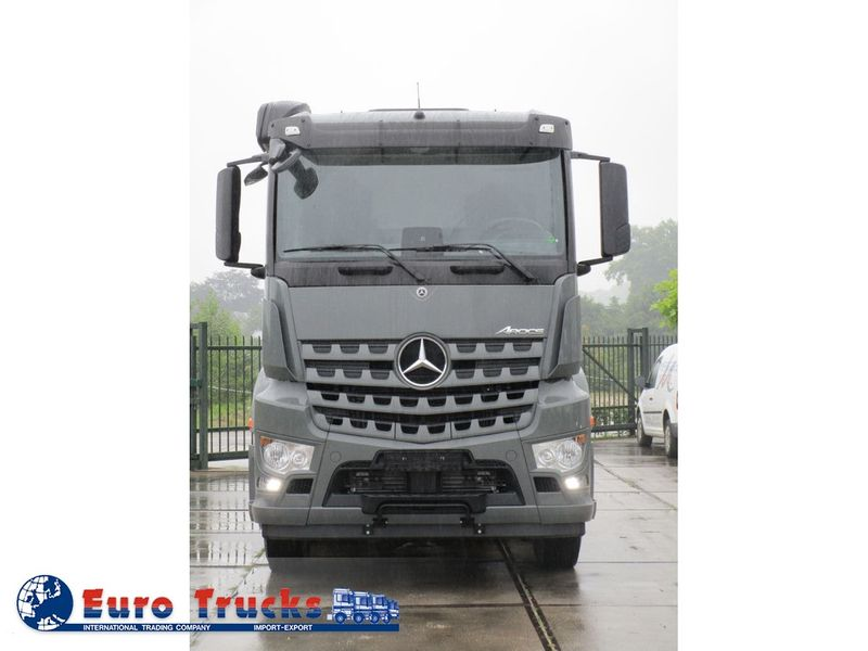 Mercedes Benz - Arocs 3251 8x4 New 13