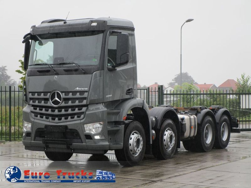 Mercedes Benz - Arocs 3251 8x4 New 1