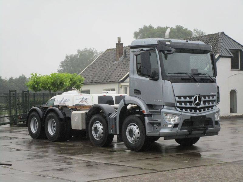 Mercedes Benz - Arocs 3240 8x4 New 2