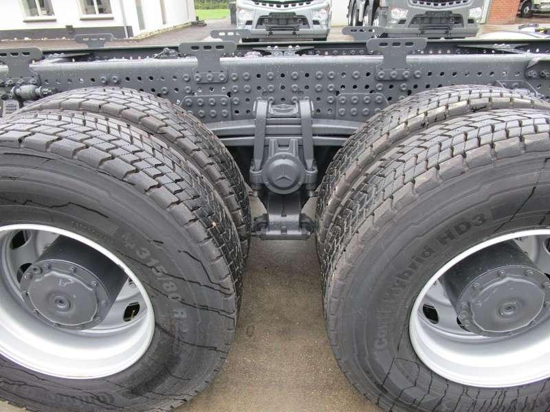 Mercedes-Benz - Arocs 3263 8x4 New 13