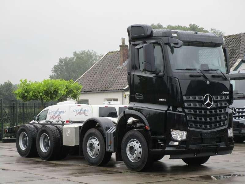 Mercedes-Benz - Arocs 3263 8x4 New 5