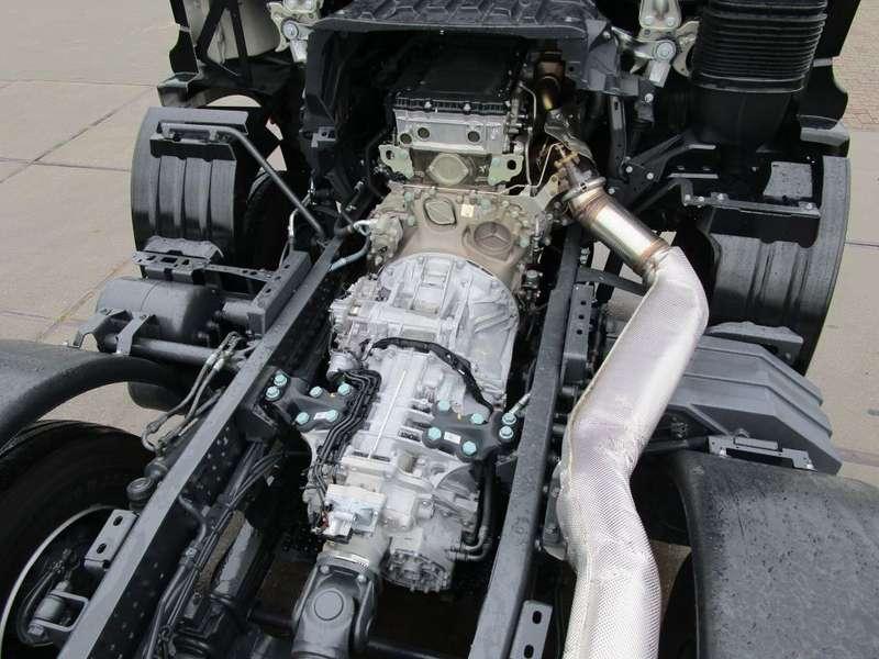 Mercedes-Benz - Arocs 3263 8x4 New 20