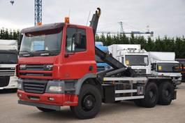 containersysteem vrachtwagen DAF CF85-430 6X4  CONTAINER SISTEEM- CONTAINER SYSTEEM- CONTAINER HAAKSYSTEEM- SISTEME CONTENEUR 2006