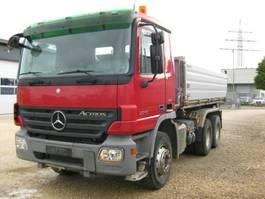 kipper vrachtwagen > 7.5 t Mercedes-Benz 2646 Kipper Euro 5